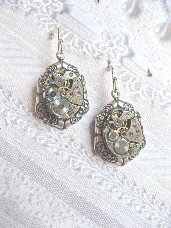 Once Upon A Time Earrings