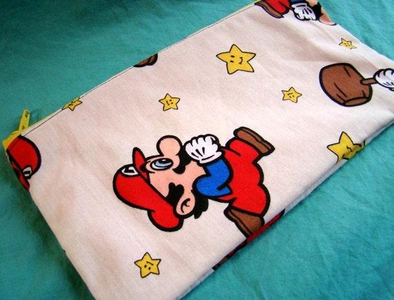 Super Mario Clutch Bag