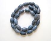 Blue Beads - Sponge Coral