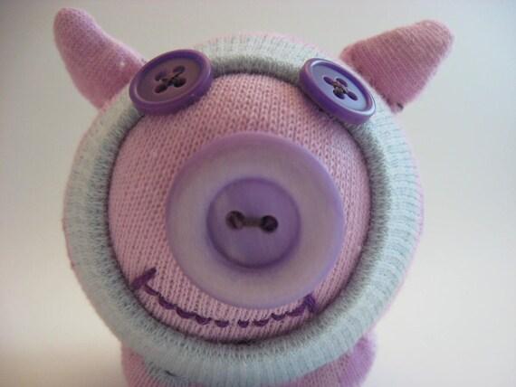 Merriweather Hamilton - sock pig
