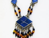Vintage Tribal Necklace, Afghanistan, 23
