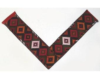 Vintage Uzbek Textile: Ethnic Wallhanging, Saye Gosha 2