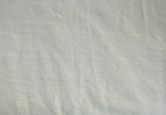 Homespun Linen - Early 1900s - Heavy Hand Spun - Linen in Natural