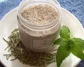 Clay Mask Facial--choice of Lavender-Rose or Rosemary-Mint