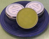 Cocomint Foot Balm--Organic ingredients