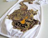 Year of the Dragon infant sleeping gown