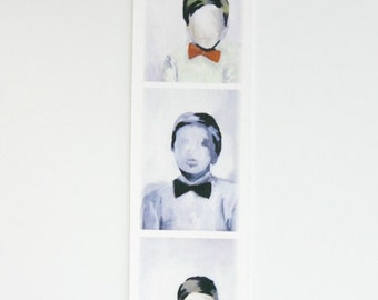 mini photobooth print