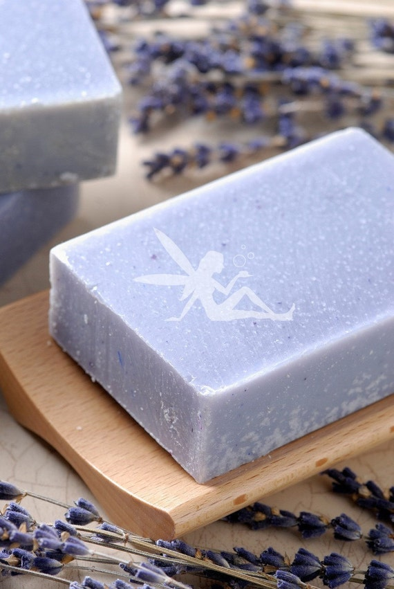 Lavender Natural Handmade Soap vegan