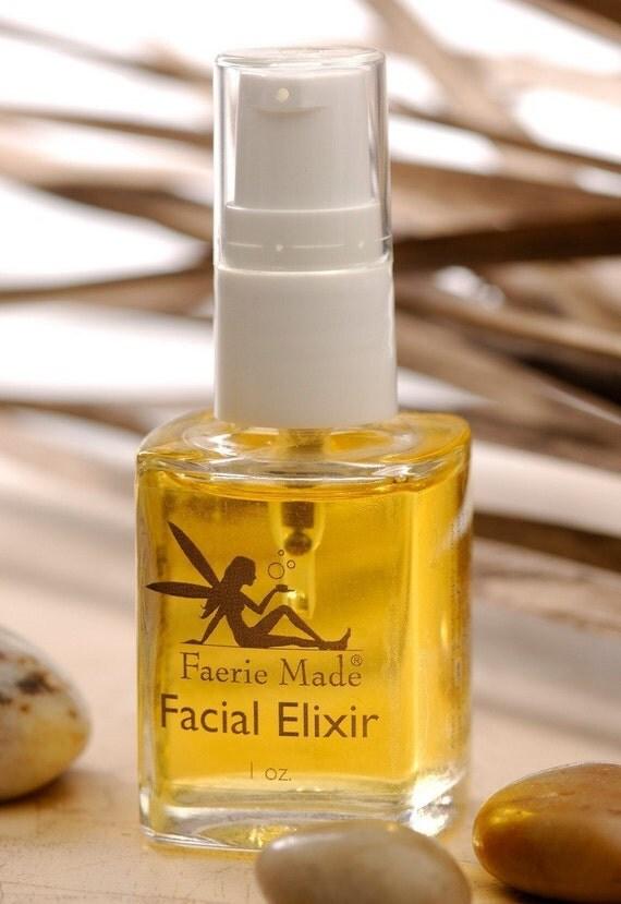 Faerie Made Natural Facial Serum w/ Monoi De Tahiti