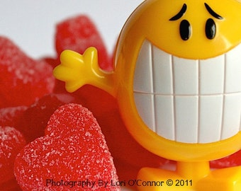 Mr. Happy Valentine - Photograph - Various Sizes
