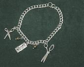 Crafty Charms bracelet