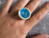 Dreamy Turquoise RING - Clearance Sale