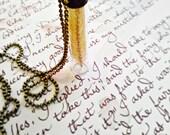 Glass Vial Specimen Necklace, Wheat Charm, Dried Wheat Necklace, Botanical Pendant, Natural Plant Necklace, Soldered Glass Vial Necklace,