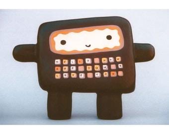 Chocolate Keypad of Happiness