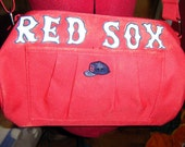Boston Red Sox Duffel Bag Purse