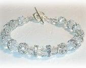 Bliss Silver Brilliance Bracelet