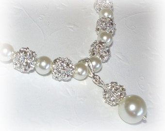 Brides Perfection Bliss Necklace