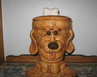Doggie Treat Jar