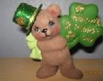 St. Patrick Day Bear