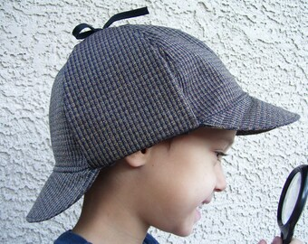 Sherlock Holmes Hat - most Elementary