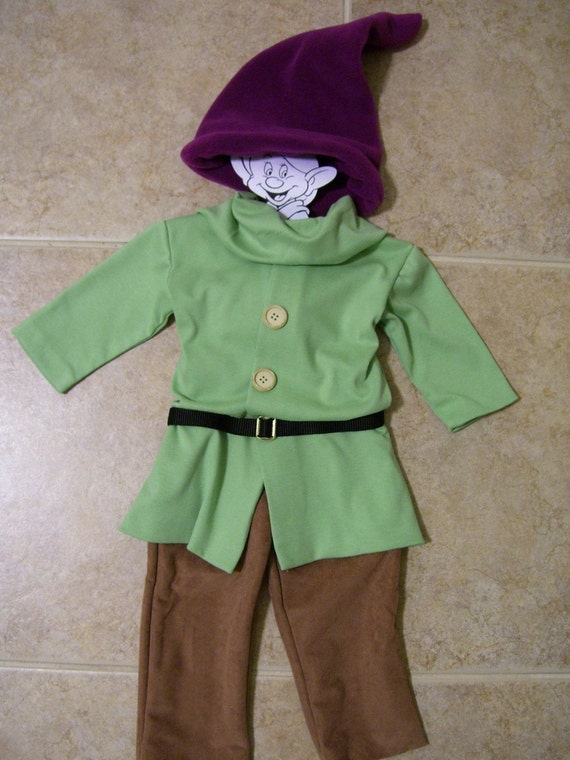 dopey dwarf costume for baby