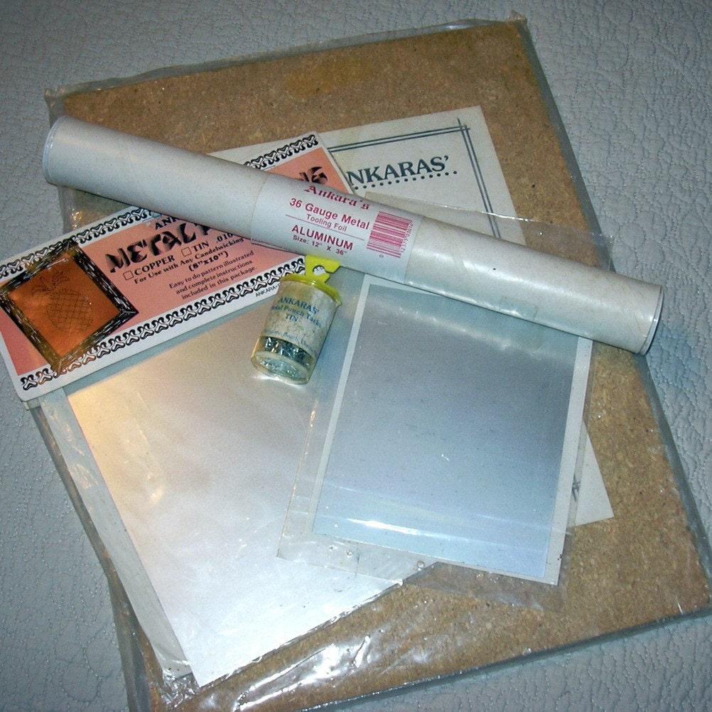 Craft Supplies Metal Punch Assortment Destash