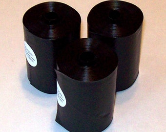 Baggies On a Roll For Your Car Litter Bag Auto Trash Bag // Refill or Extra Baggies // 3 Rolls
