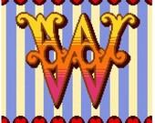 Curious Alphabet - W