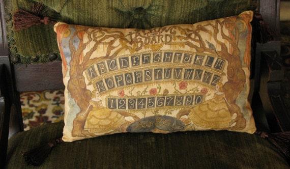 Talking Board Pillow
