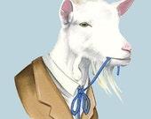 Billy Goat print 8x10