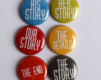 Story flair buttons