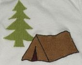 Camping Onesie