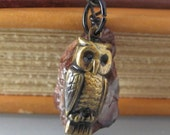 Night Owl (A necklace)