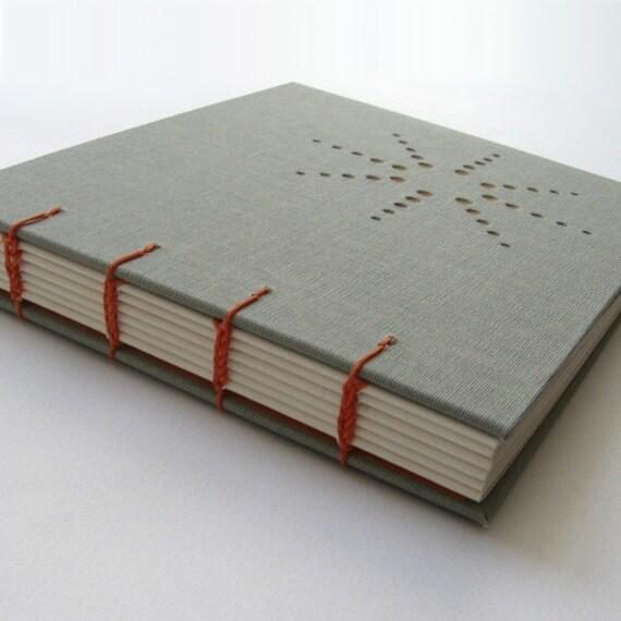 burst design blank journal ... celery