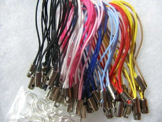 Cell Phone Strap 50  Charm Straps P50