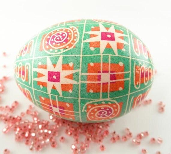 A Little Hope - Chicken Egg Pysanka