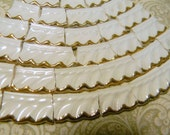 China Mosaic Tiles - IVoRY RuFFLeS - ViNTaGE Broken Plate Tiles