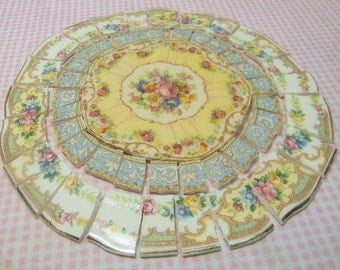 China Mosaic Tiles SHaBBY CHIC ARRaNGeMENT Mosaic Tiles