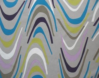 Sea Waves - IKEA Malin Vag Cotton Fabric