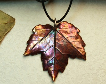 Maple Pendant