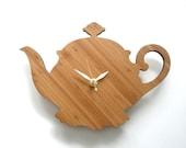 Large Teapot Clock