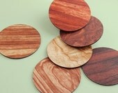 Woodgrain Coasters