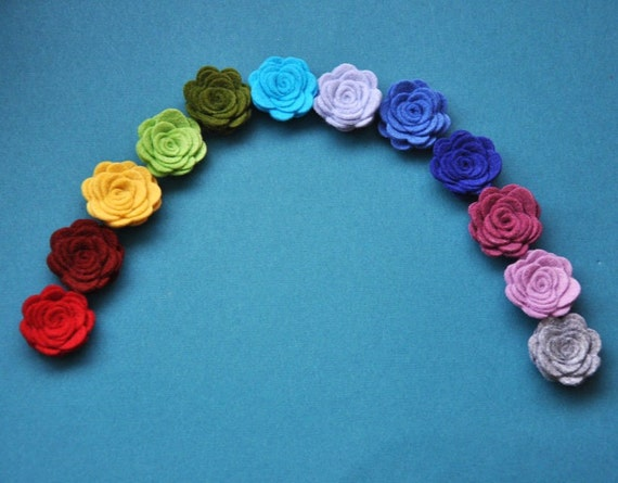 Parker Boutonniere- You Choose the Color