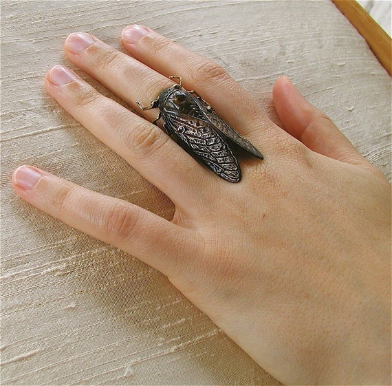 Black Cicada RING