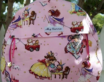 Pretty Princess Dress-up Toddler Backpack