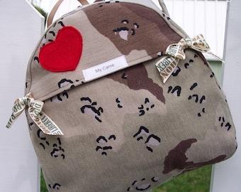 My Carrie I Love My Hero Toddler Girl's Backpack