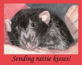 Rattie Kisses