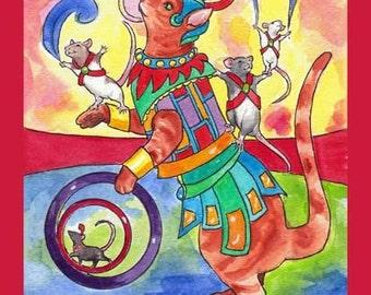 Le Cirque du Chat et des Rats