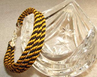 Jewelry Bracelet Fashion Kumihimo Braided Handcrafted
