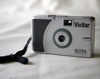Vivitar Ultra Wide & Slim 35mm Film Camera